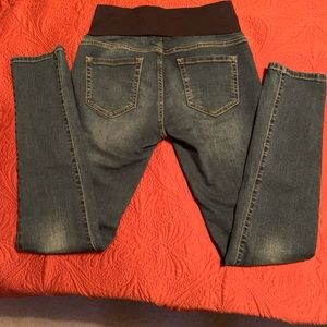 M. Rena Jeans - NWOT M. Rena High Waist Tummy Tuck Pull On Jeans